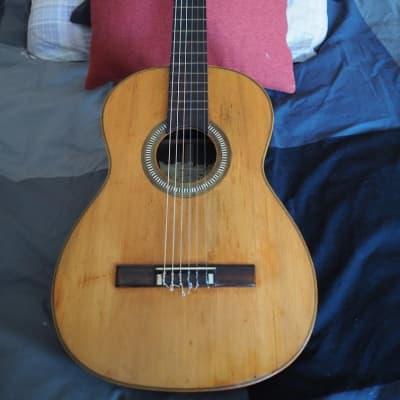 Salvador Ibañez 1898 Antique Guitar for sale