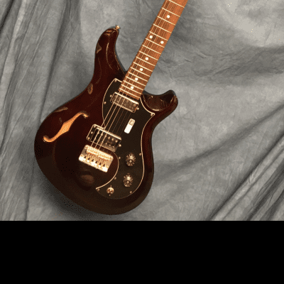 PRS S2 Vela Semi Hollow  2019 Walnut with Gig Bag New Authorized Dealer in Dover, NH