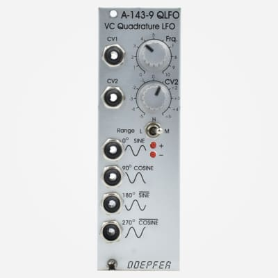 Doepfer A-143-9 QLFO Voltage Controlled Quadrature LFO