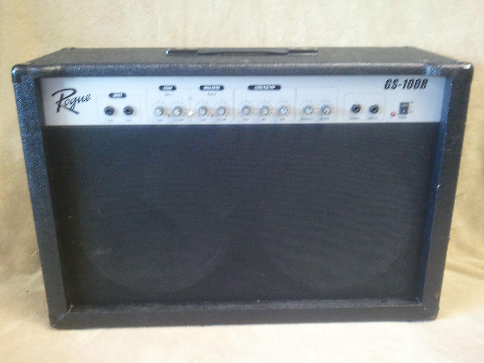 rogue gs100r guitar amp ar15 com. Black Bedroom Furniture Sets. Home Design Ideas