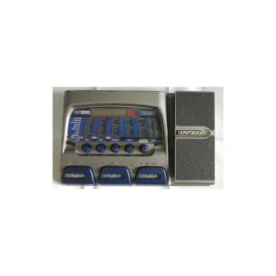 DIGITECH RP300 Multieffetto per Chitarra for sale