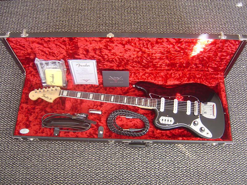 e06e30813 Fender Custom Shop Masterbuilt Left Handed Bass VI LEFTY!   Reverb