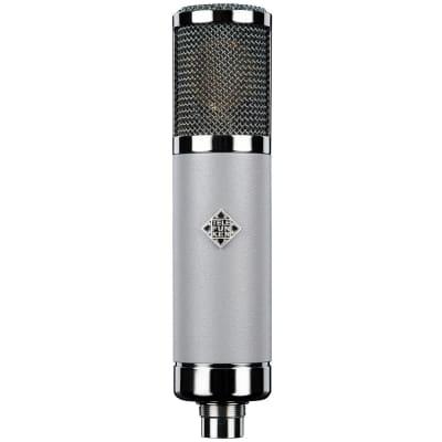 Telefunken TF51 Large Diaphragm Multipattern Tube Condenser Microphone