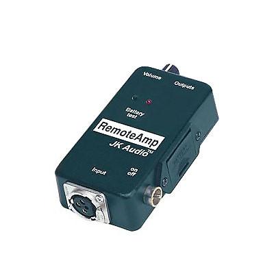 JK Audio Remote Amp Personal headphone amp and volume control