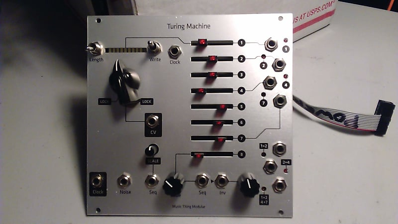Turing Machine I w/Volts & Pulses (3 Modules in 1) Eurorack Module Used