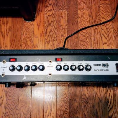 Sunn Concert Lead Amp for sale