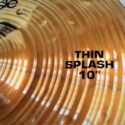 "Paiste  ""Alpha""  Thin-Splash 10"""