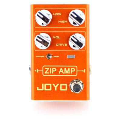 Joyo R Series R-04 Zip Amp Overdrive Pedal