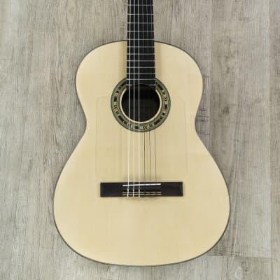 Kremona Guitars Rosa Morena Classical Flamenco Acoustic Guitar, Natural for sale