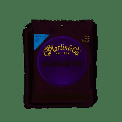 Martin MA150 Authentic Acoustic SP 80/20 Bronze Pour Guitare Acoustique Folk - Medium (.13 - .56)