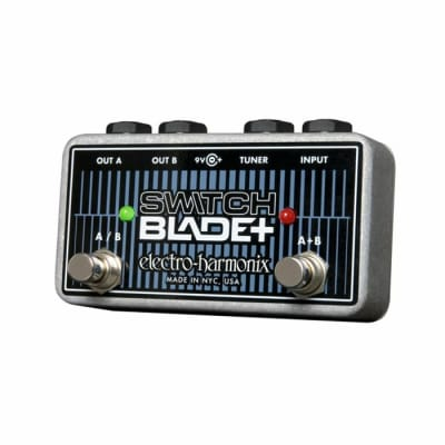 Electro Harmonix Switchblade Plus Advanced Channel Selector Pedal for sale