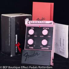 Fender COM-1 Compressor s/n 404036 early 80's Japan