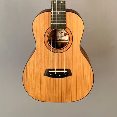 Kanile'a Kanilea KSDLX Tenor Silk Cedar & Koa for sale