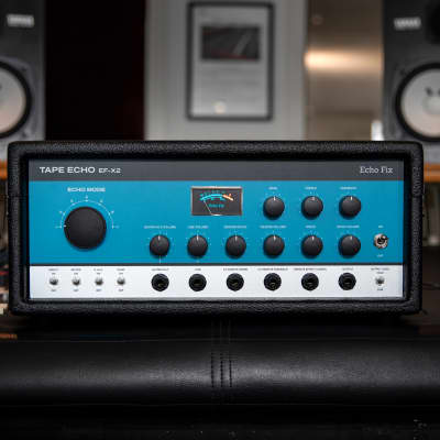 Echo Fix EF-X2 Tape Echo with Spring Reverb - By the company that specialise in RE-201 Space Echos