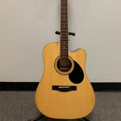 Samick Greg Bennett GD-100SCE Acoustic Electric Guitar for sale