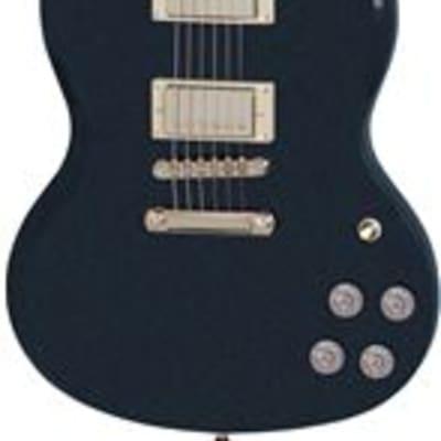 Epiphone SG Muse Electric Guitar Jet Black Metallic