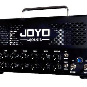 Joyo JMA-15 MJOLNIR All Tube Dual Channel 15 Watt Guitar Head Ships Free for sale