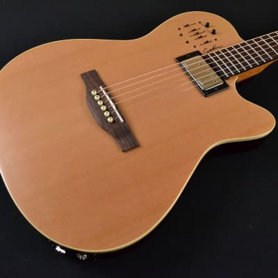 Godin A6 Ultra - Electric Acoustic Guitar - Natural - USED MINT for sale