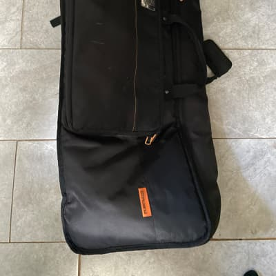 Roland CB-B61 Black Series 61-Note Keyboard Bag with Back Strap