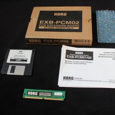 Korg EXB PCM-02 for Triton