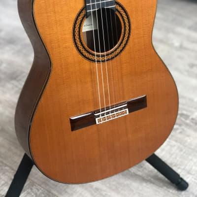 YOUTUBE Demo - Manuel Contreras II N.4 Classical Guitar (2000) for sale