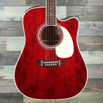 Takamine JJ325SRC John Jorgenson Signature Acoustic-Electric for sale