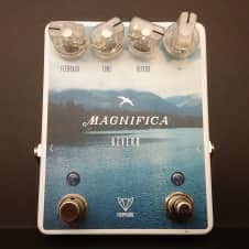 Foxpedal Magnifica Reverb