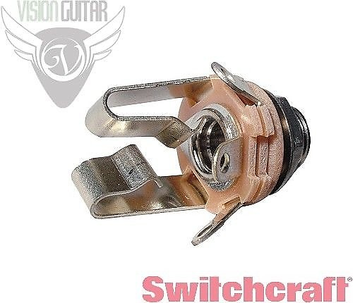 new  switchcraft 12b stereo trs 1  4 u0026quot  input or output
