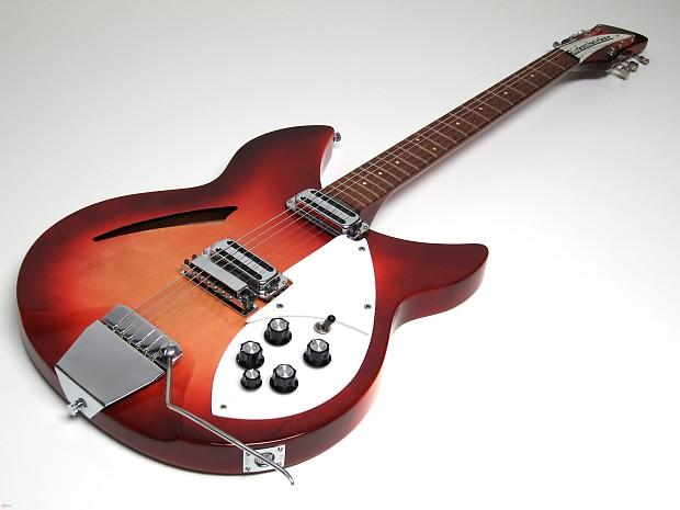 1966 rickenbacker 335 6 string vintage electric guitar reverb. Black Bedroom Furniture Sets. Home Design Ideas