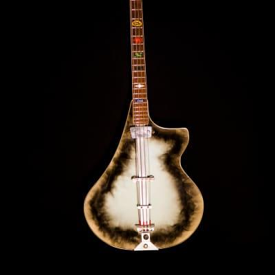 Wandre Selene  Green Pale Yello Smoked Bass Davoli for sale