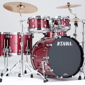 """Tama PP52HSCRD Starclassic Performer B/B Lacquer 6.5x10"""" / 7x12"""" / 12x14"""" / 14x16"""" / 18x22"""" 5pc Shell Pack"""