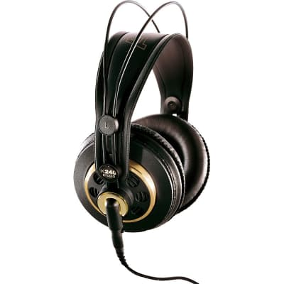 AKG K240 Studio Professional Semi-Open Stereo Headphones