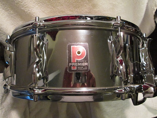 Premier 2000 Series Flow Beam Type Snare System 1970s Reverb