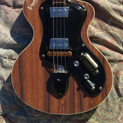 Wandre Davoli Polyphon Bass 1964 for sale