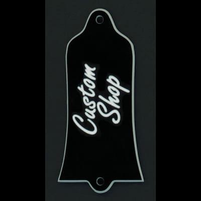 GUITAR TRUSS ROD COVER - Custom Engraved - Fits USA GIBSON - Custom Shop