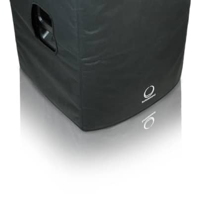 "Turbosound TS-PC18B-1 Deluxe Water Resistant Protective Cover for 18"" Subwoofer including iQ18B"