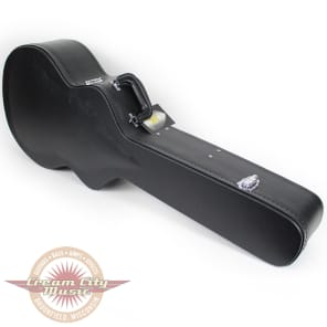 Guardian CG022HD Deluxe Deep Hollow Body Hard Shell Guitar Case for G100CE Synchromatic