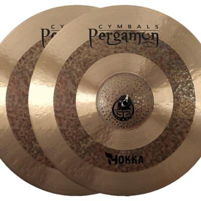 "Pergamon 13"" Hokka Hi-Hat"