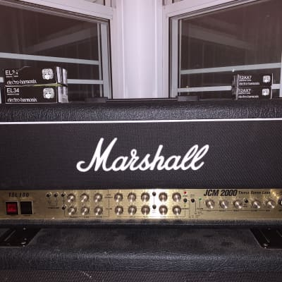 Marshall JCM 2000 TSL 100 w/ all new tubes