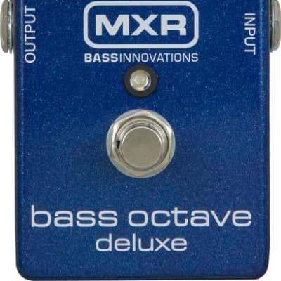MXR Bass Octave Deluxe