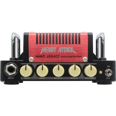 Hotone NLA-3 Nano Legacy Heart Attack 5W Head for sale