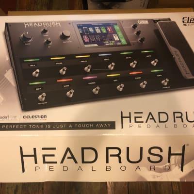 Headrush Multi-Effects Pedalboard
