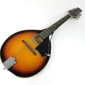 Kona A-Style Sunburst Mandolin w/ Oval Soundhole for sale