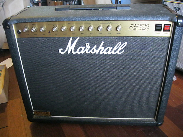 Electric guitarists, what amplifier do you use? Photos, please