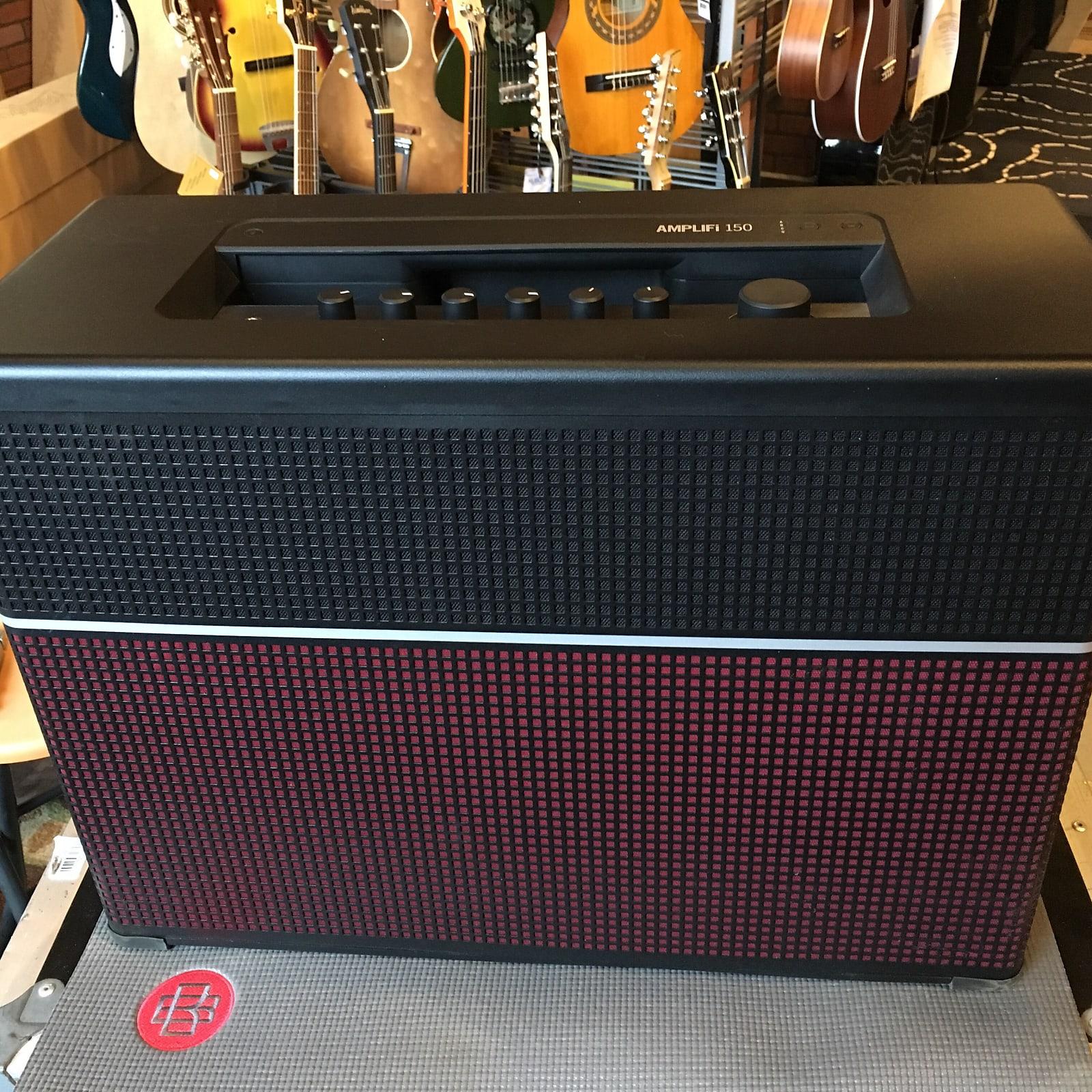 Line 6 Amplifi 150 150W Modeling Guitar Amplifier Combo & Bluetooth Speaker System