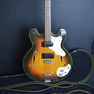 Mosrite Celebrity III  1968 Sunburst for sale