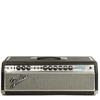 "Fender Showman ""Drip Edge"" 2-Channel 85-Watt Guitar Amp Head"