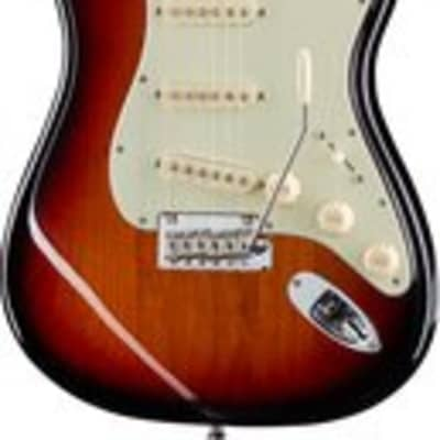 Fender American Professional Stratocaster Sunburst w/ Fender Deluxe Case for sale