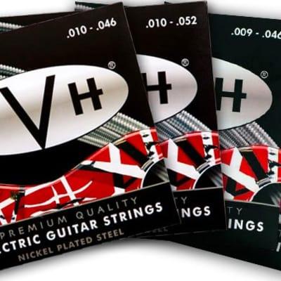 EVH Premium Electric Guitar Strings 9-42 for sale