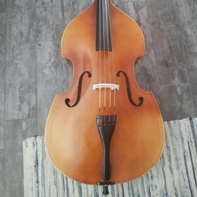 M. Ravel, 4-String Acoustic Upright Bass
